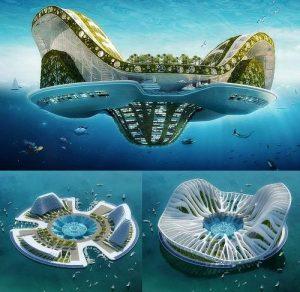 úszó város 2